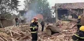 1死2伤!米粉厂锅炉发生爆炸,整个房屋都炸塌了……
