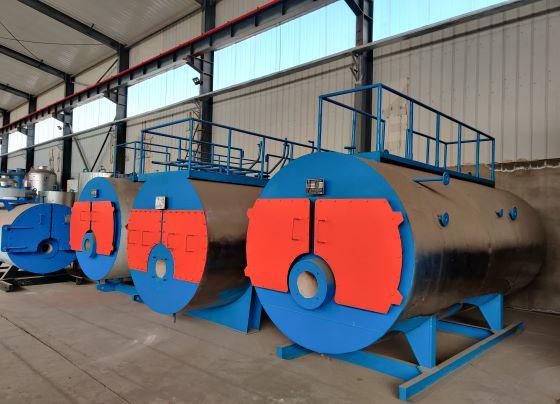 燃气(油)蒸汽锅炉WNS/LHS型
