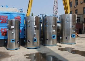包头燃气(油)蒸汽锅炉WNS/LHS型