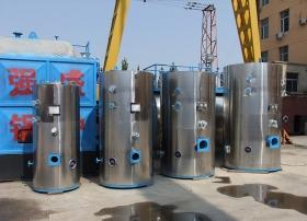 呼和浩特燃气常压热水锅炉CLHS型