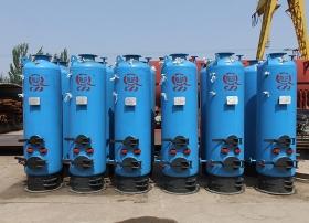 燃煤蒸汽立式锅炉LSC型