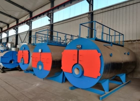 呼和浩特燃气(油)蒸汽锅炉WNS/LHS型